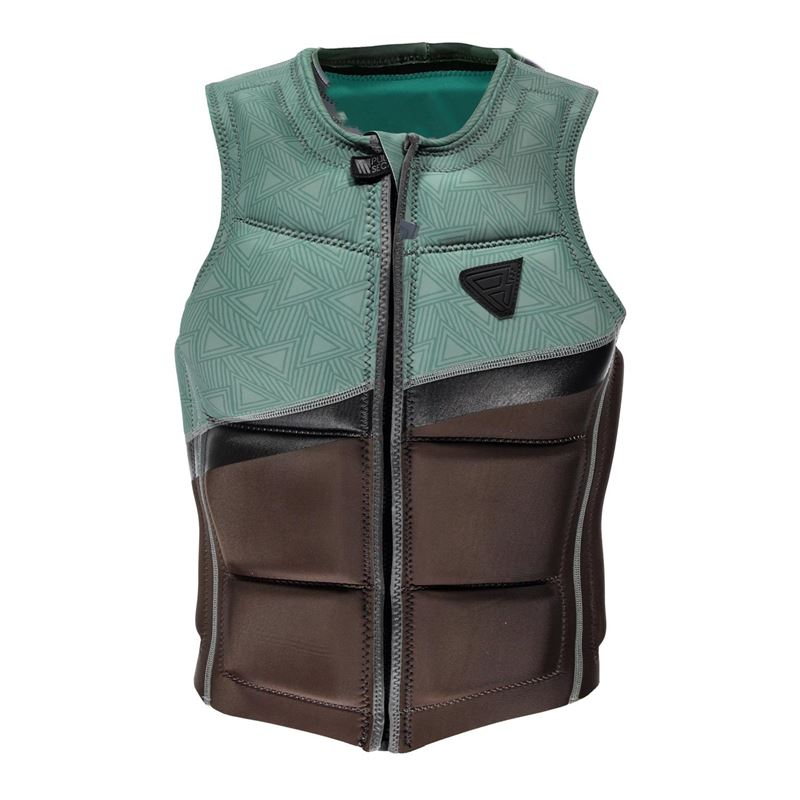 Brunotti Indian Wake Vest (Brown) - MEN WAKE VESTS - Brunotti online shop