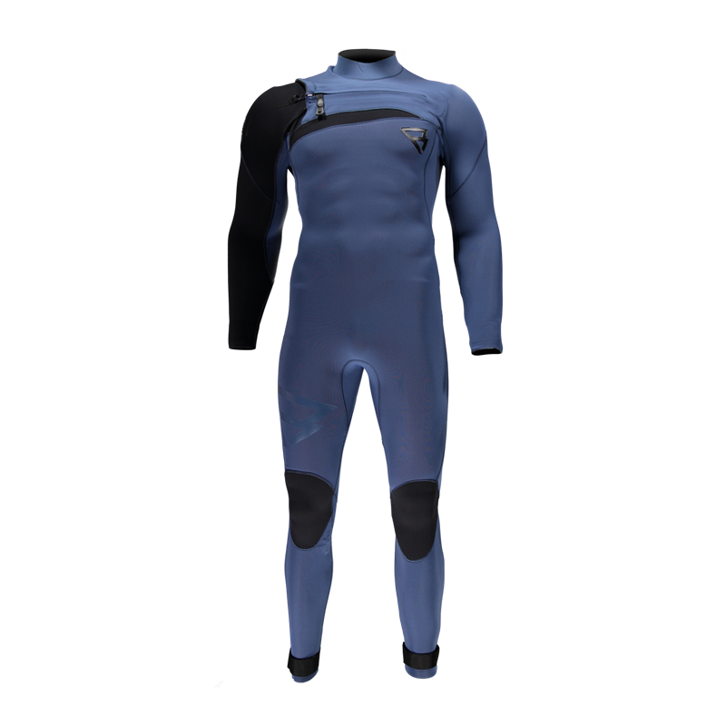 Brunotti Bravo Fullsuit (Blue) - MEN WETSUITS - Brunotti online shop