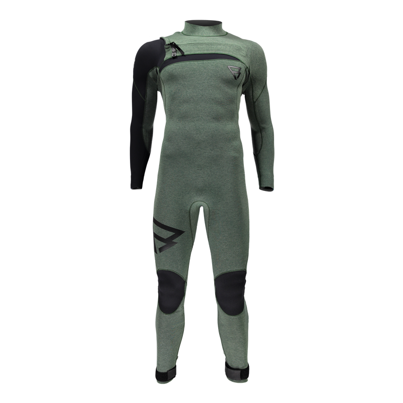 Brunotti Bravo Fullsuit YZ (Green) - MEN WETSUITS - Brunotti online shop