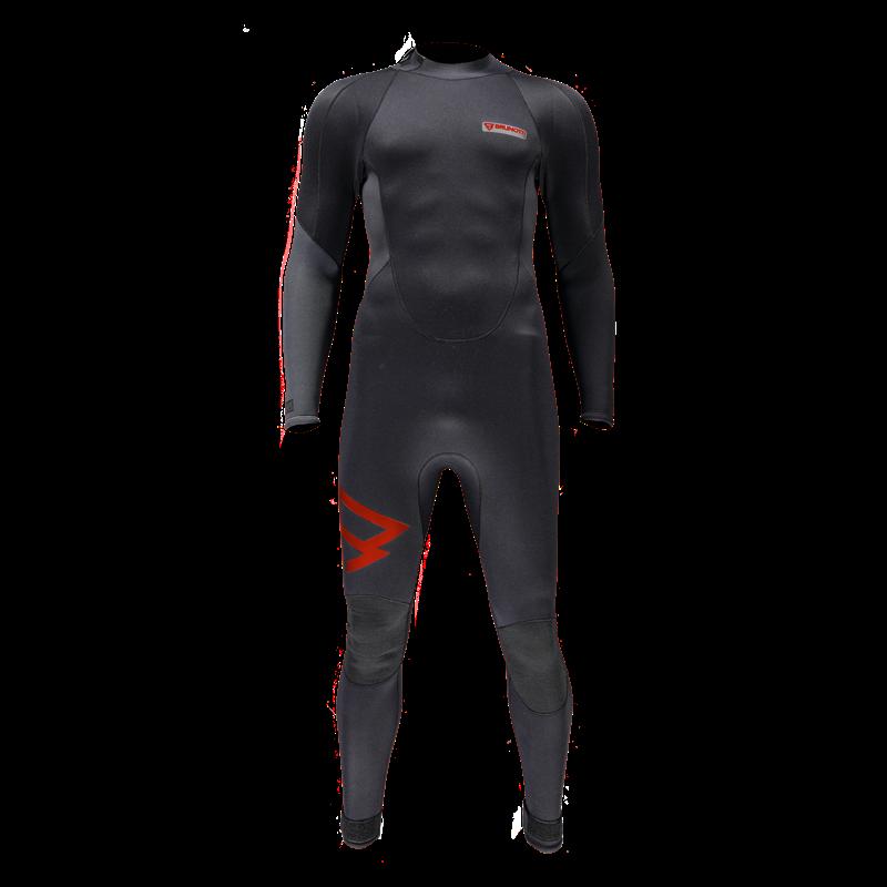 Brunotti Jibe Fullsuit (Red) - MEN WETSUITS - Brunotti online shop