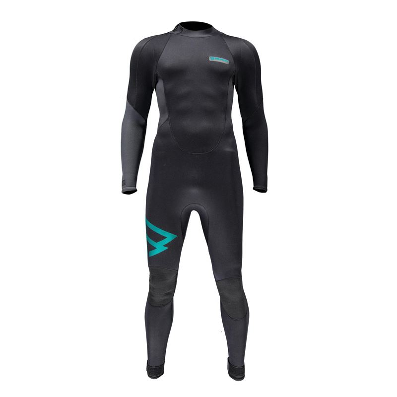 Brunotti Jibe 4/3 D/L Men  Wetsuits (groen) - heren wetsuits - Brunotti online shop