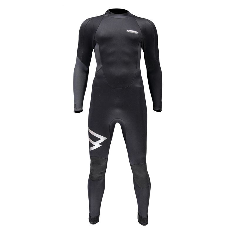Brunotti Jibe 4/3 D/L Men  Wetsuits (black) - men wetsuits - Brunotti online shop
