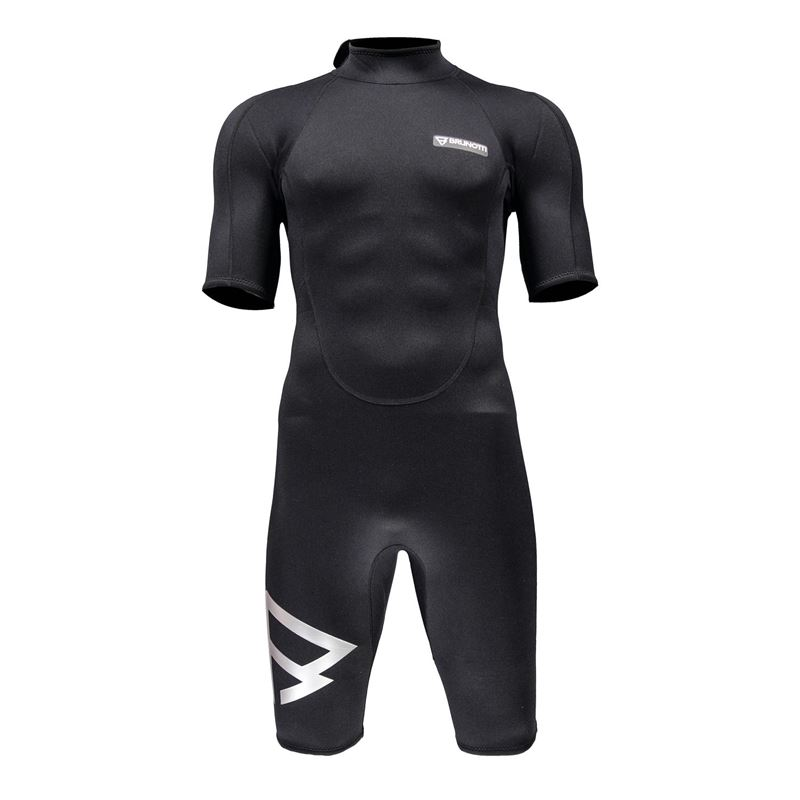 Brunotti Jibe Shorty 2/2 D/L Men  Wetsuits (schwarz) - herren wetsuits - Brunotti online shop