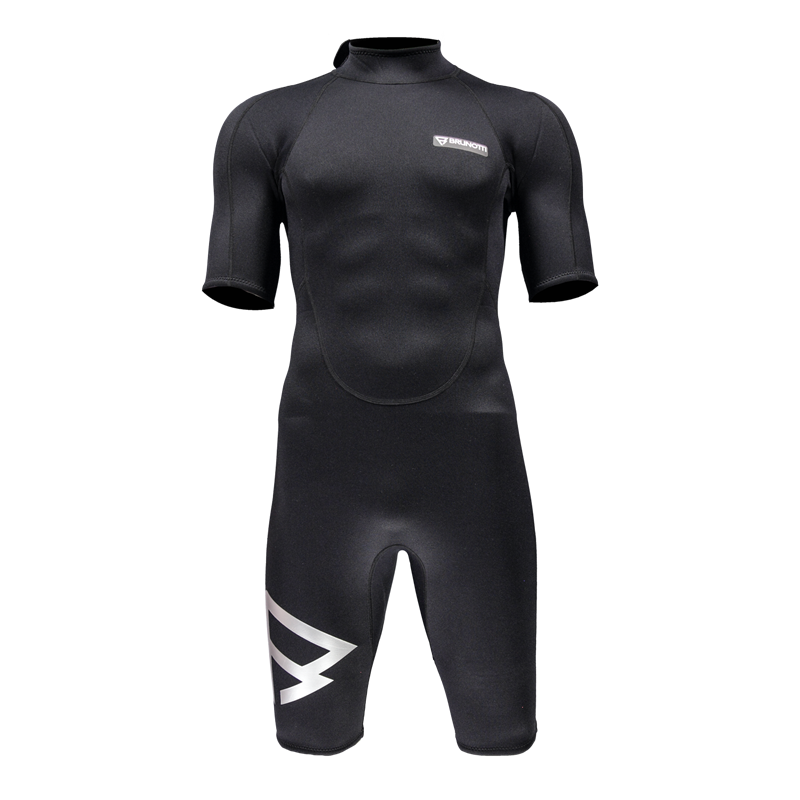 Brunotti Jibe Shorty (Black) - MEN WETSUITS - Brunotti online shop