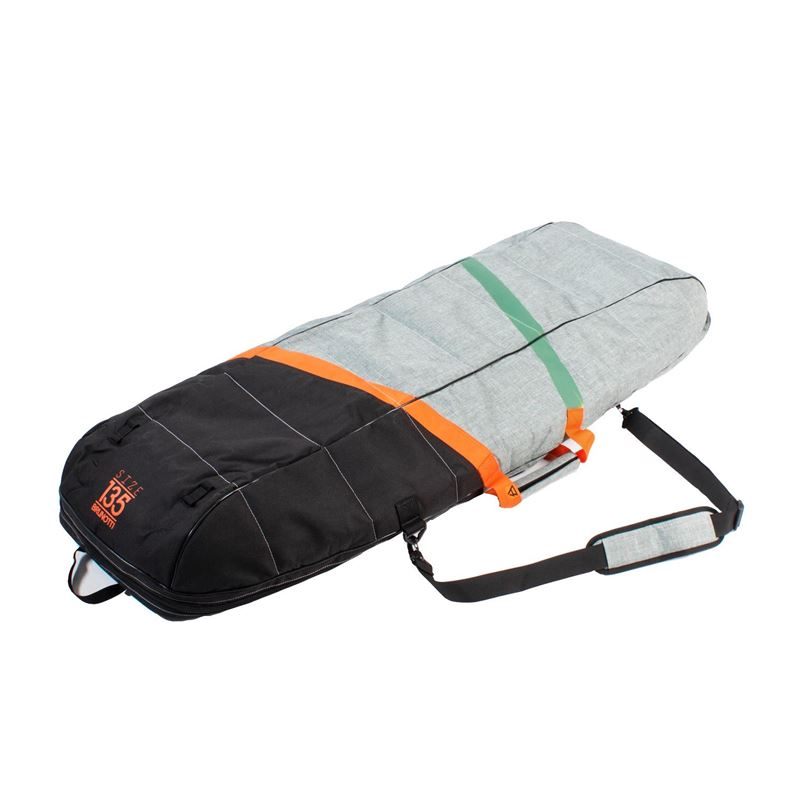 Brunotti Defence Kite/Wake Double 145 cm (Groen) - BOARDS TRAVELGEAR - Brunotti online shop