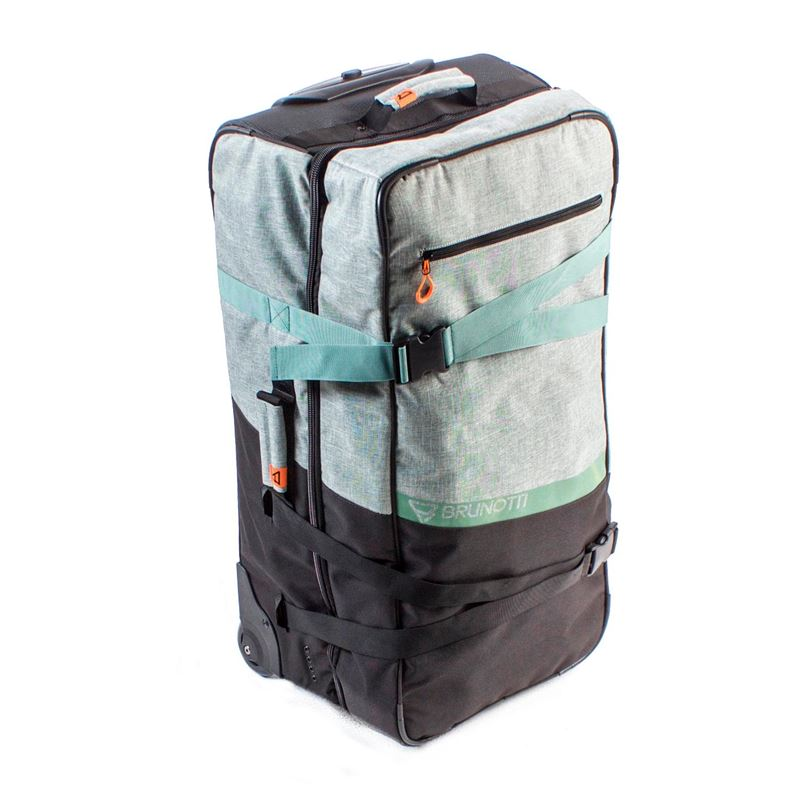 Brunotti Travelbag (Grün) - BOARDS TRAVELGEAR - Brunotti online shop