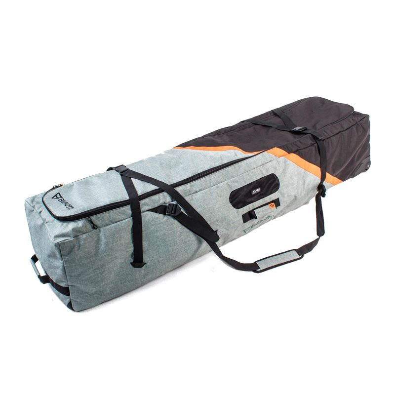 Brunotti X Fit Kite/Wake 165 cm (grey) - boards travelgear - Brunotti online shop