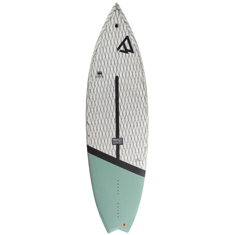 Brunotti Boomer (oranje) - boards directionals - Brunotti online shop