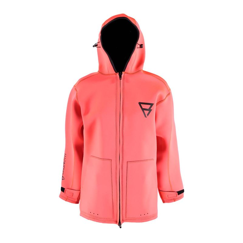 Brunotti Jibe Jacket (roze) - dames technical tops - Brunotti online shop