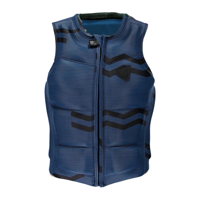 Brunotti Zigzag Wakevest (Green) - MEN WAKE VESTS - Brunotti online shop