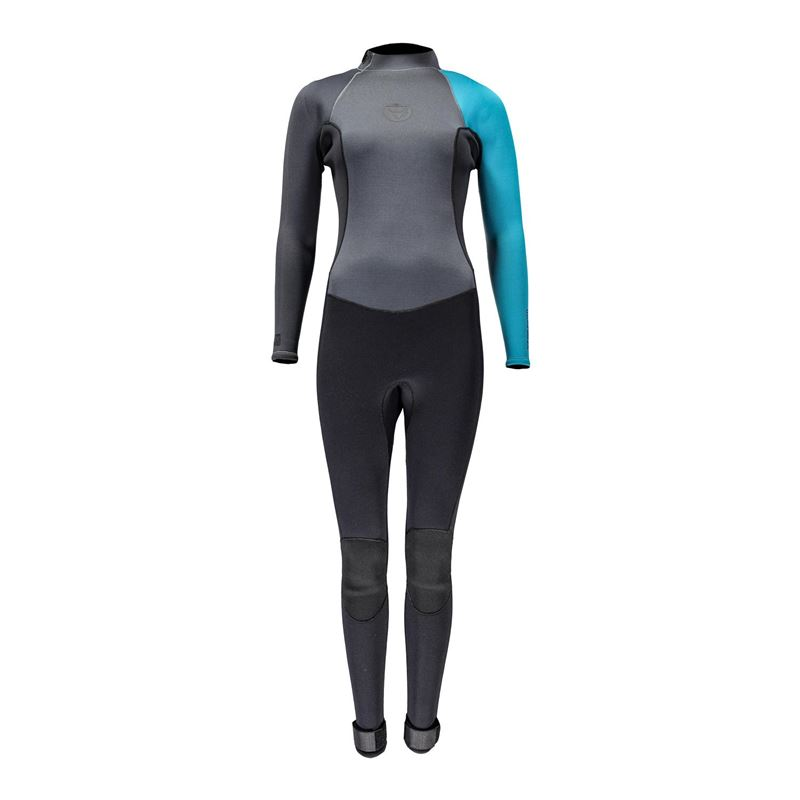 Brunotti Jibe 4/3 D/L  Women Wetsuits (grün) - damen wetsuits - Brunotti online shop
