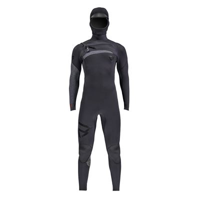 Brunotti Bravo Hooded 6/4 Men Wetsuit. Verfügbar in: LT,MT,XS,S,M,L,XL,XXL (100230-099)