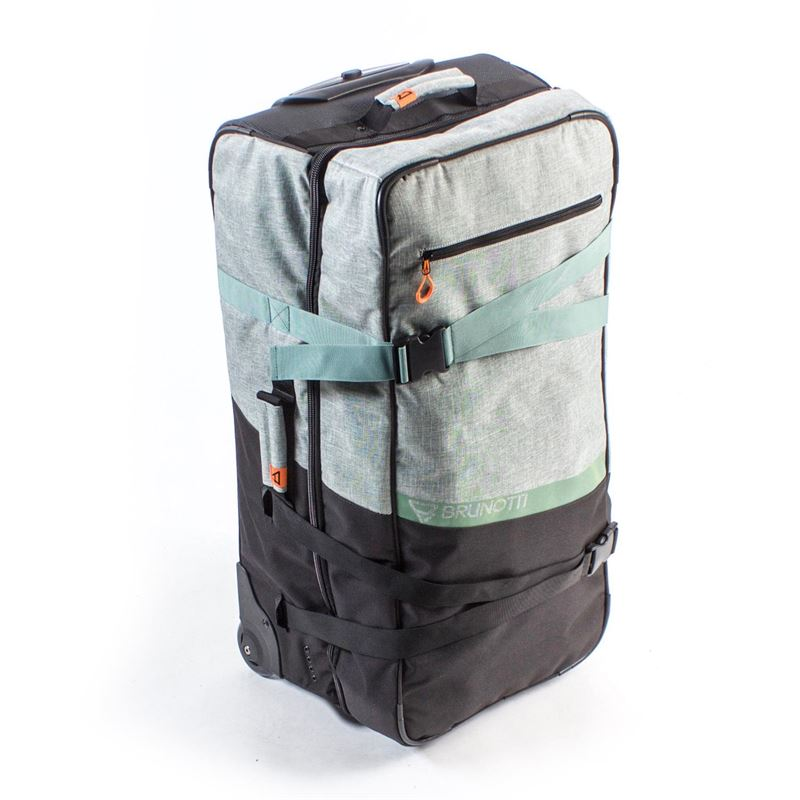 Brunotti Giantbag (Groen) - BOARDS TRAVELGEAR - Brunotti online shop