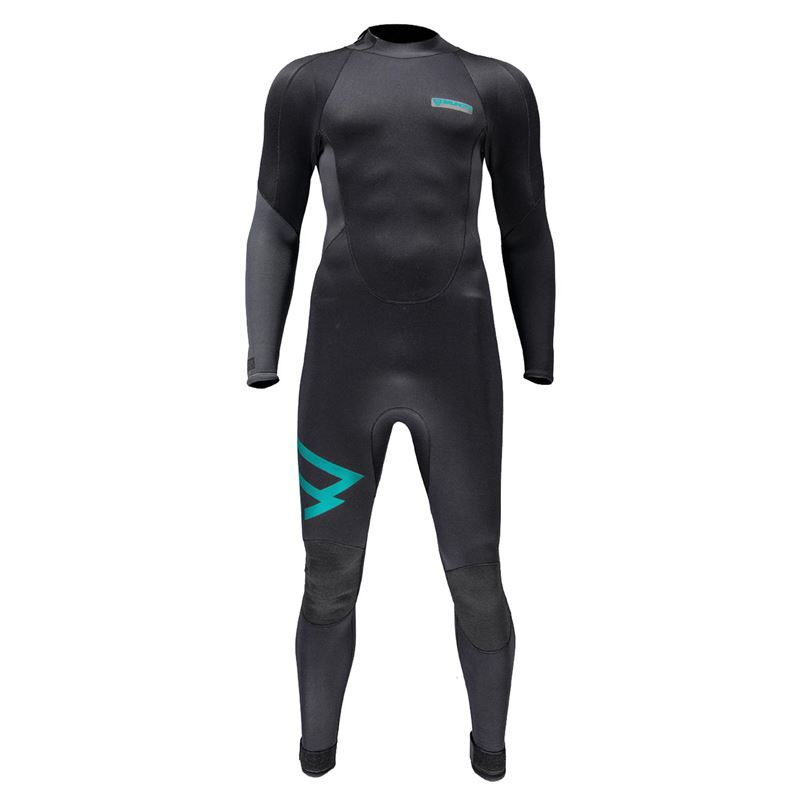Brunotti Jibe 4/3 D/L Junior Wetsuits (green) - boys wetsuits - Brunotti online shop