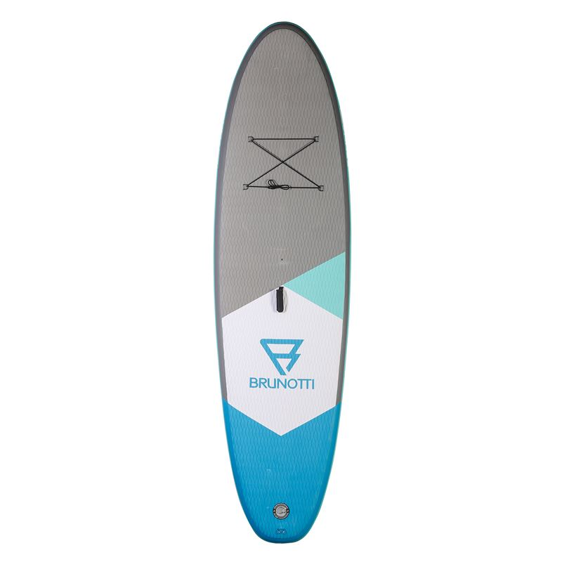 Brunotti Big Bastard Uni SUP (Blue) - BOARDS INFLATABLE SUP - Brunotti online shop