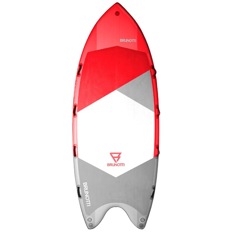 Brunotti Boombastic (Red) - BOARDS INFLATABLE SUP - Brunotti online shop