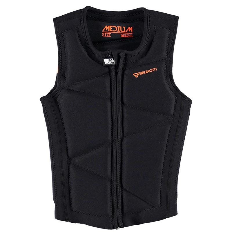 Brunotti Discovery Impact Vest (Orange) - MEN KITE IMPACT VESTS - Brunotti online shop