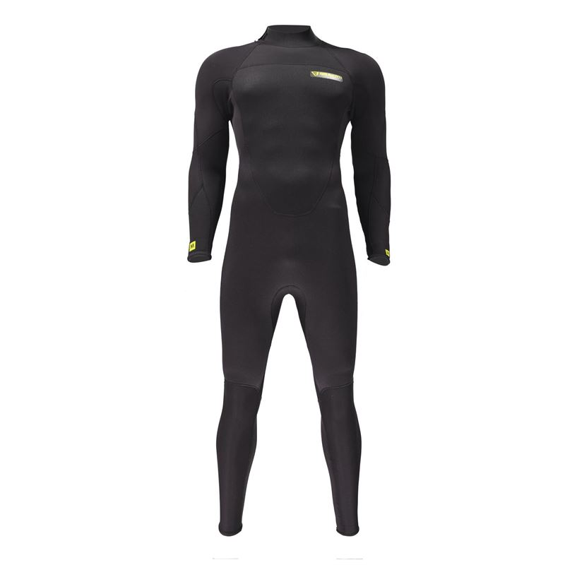 Brunotti Discovery 5/3 BZ Junior Wetsuit (yellow) - boys wetsuits - Brunotti online shop