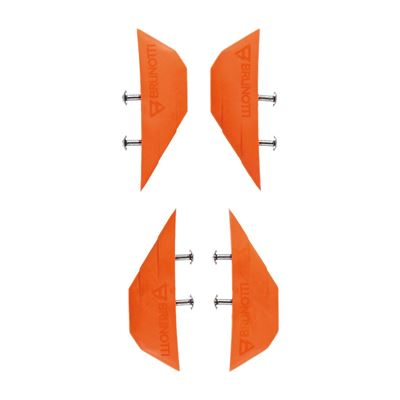 Brunotti Splitter Twintip Fins . Available in One Size (100272-099)