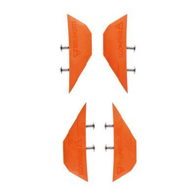 Brunotti Splitter Twintip Fins . Beschikbaar in One Size (100272-099)