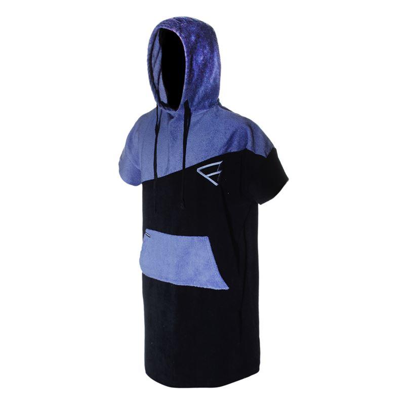 Brunotti Uni Poncho (Purple) - MEN TECHNICAL TOPS - Brunotti online shop