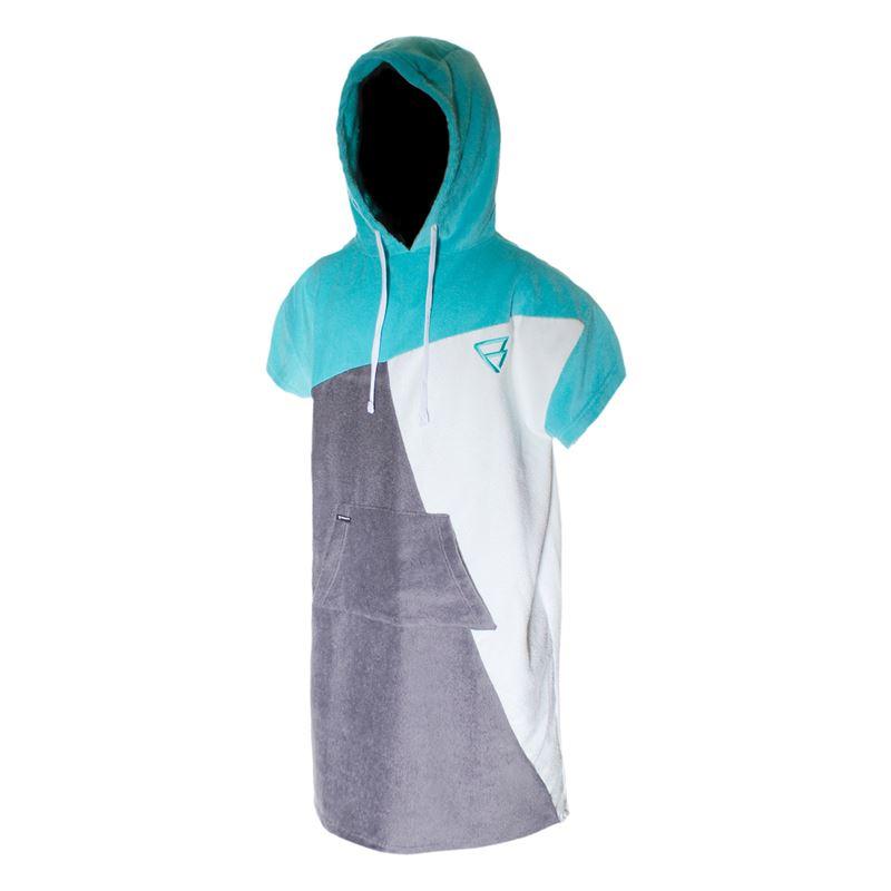 Brunotti Uni Poncho (Blue) - MEN TECHNICAL TOPS - Brunotti online shop