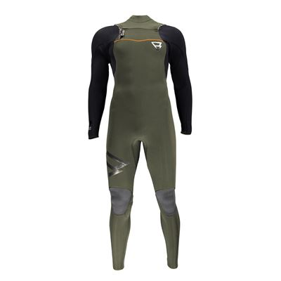 Brunotti Bravery 5/4 FZ Men Wetsuit. Verfügbar in LT,MT,XS,S,M,L,XL,XXL (100276-0757)