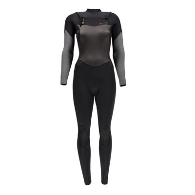 Brunotti Elite 5/4 FZ Women Wetsuit. Verfügbar in XS,S,M,L,XL (100278-099)