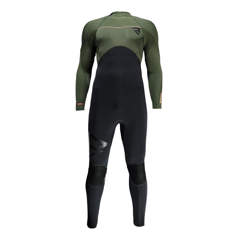 Brunotti Bravery 5/4 BZ Men Wetsuit (grün) - herren wetsuits - Brunotti online shop