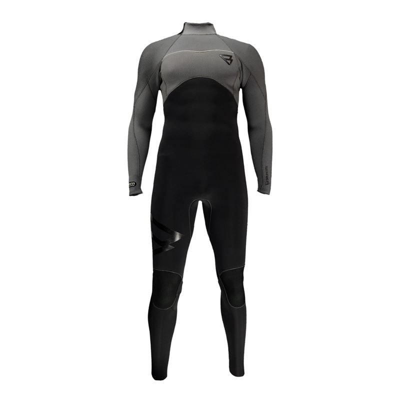Brunotti Bravery 5/4 BZ Men Wetsuit (Black) - MEN WETSUITS - Brunotti online shop