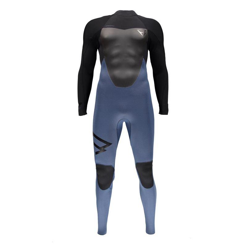 Brunotti Defence 5/4 BZ Men Wetsuit (Blauw) - HEREN WETSUITS - Brunotti online shop
