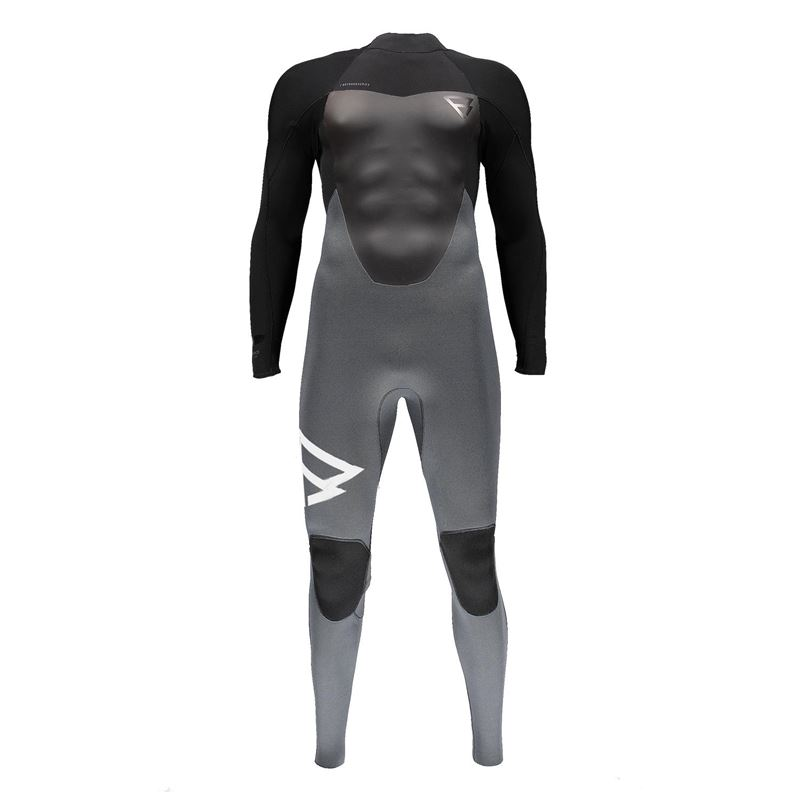 Brunotti Defence 5/4 BZ Men Wetsuit (grey) - men wetsuits - Brunotti online shop