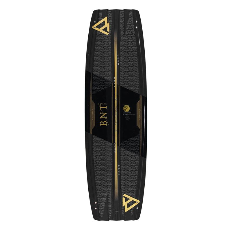 Brunotti BNT SPECIAL - Wood Core Twintip (black) - boards twintips - Brunotti online shop