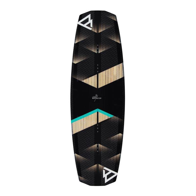 Brunotti Director Hybrid Wood UNI WAKEBOARD (black) - boards wakeboards - Brunotti online shop