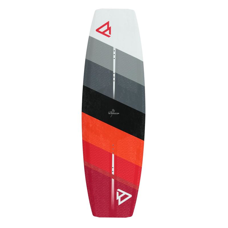 Brunotti Surveyor UNI WAKEBOARD (rood) - boards wakeboards - Brunotti online shop