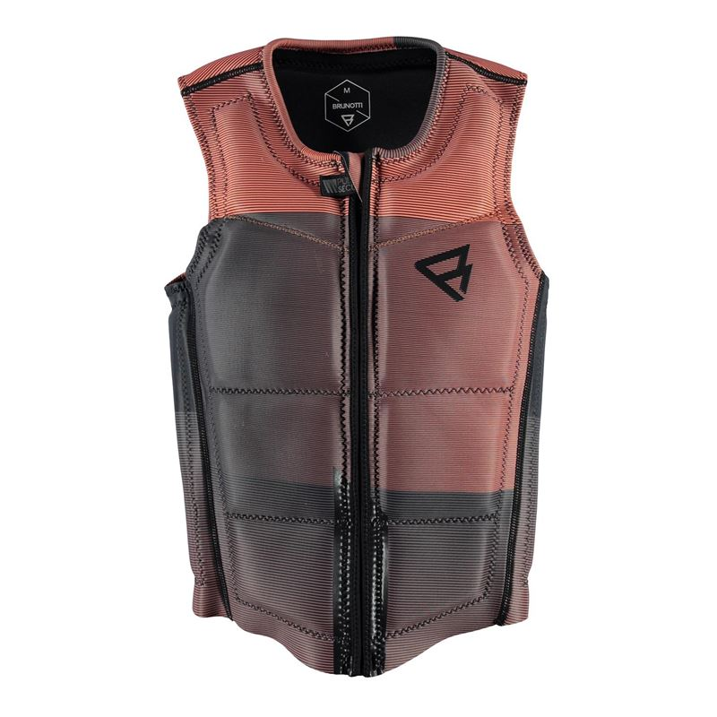 Brunotti Dizzl Wakevest Men VEST (Orange) - MEN WAKE VESTS - Brunotti online shop