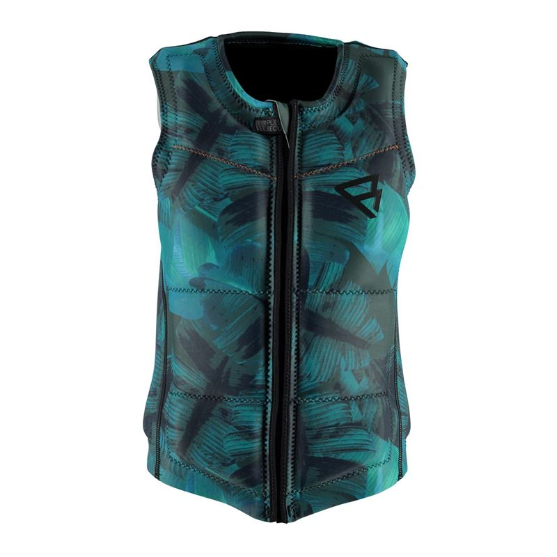 Brunotti Banana Wakevest Men VEST (green) - men wake vests - Brunotti online shop