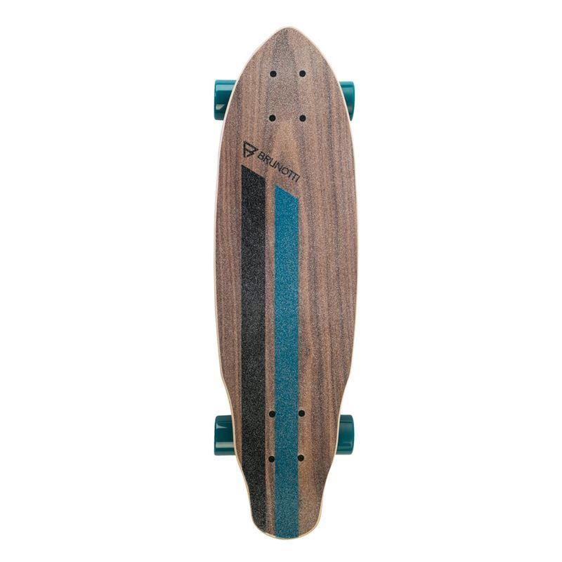 Brunotti Billy  (brown) - boards longboards - Brunotti online shop