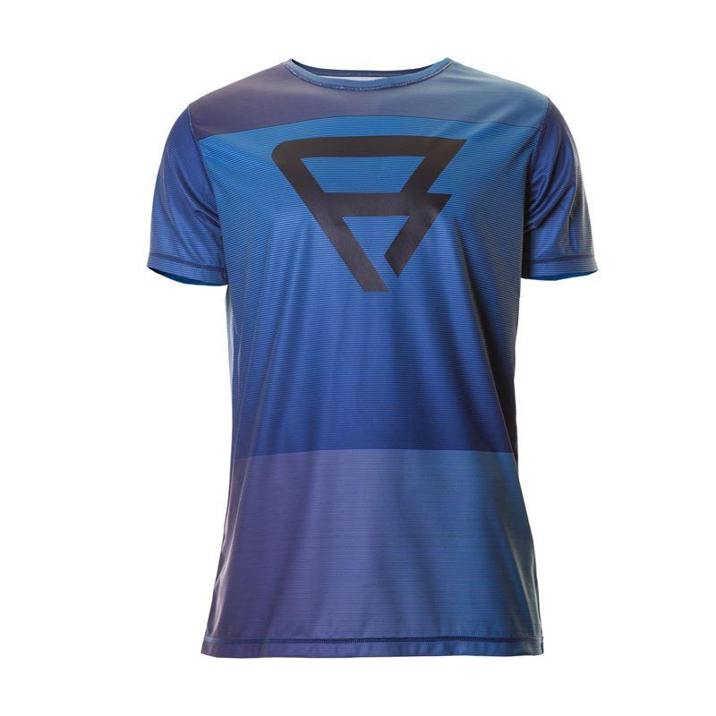 Brunotti Dizzl  (blau) - herren technical tops - Brunotti online shop