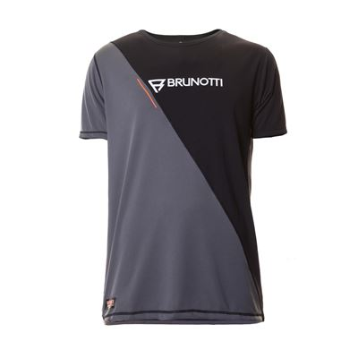 Brunotti Defence Quick Dry S/S Men Technical Shirt. Available in XS,S,M,L,XL,XXL (100351-099)