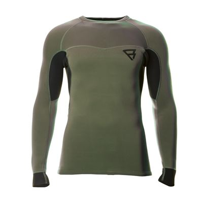 Brunotti Bravo Neo L/S Top 2MM Men TECHNICAL SHIRT. Verfügbar in XS,S,M,L,XL,XXL (100354-711)