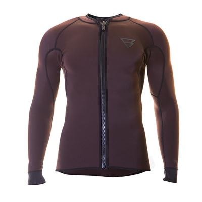Brunotti Bravo Neo L/S Jacket 2MM Men TECHNICAL SHIRT. Beschikbaar in XS,S,M,L,XL,XXL (100355-88)