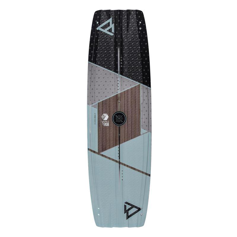 Brunotti Youri Pro - Wood-core twintip (groen) - boards twintips - Brunotti online shop