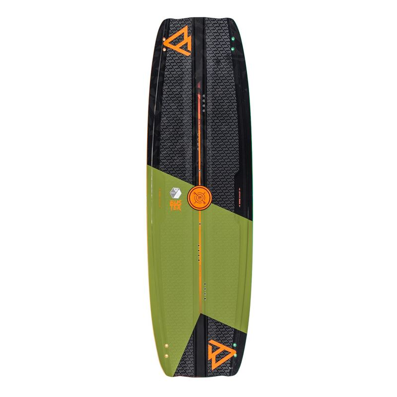 Brunotti Buster - wood-core twintip (groen) - boards twintips - Brunotti online shop