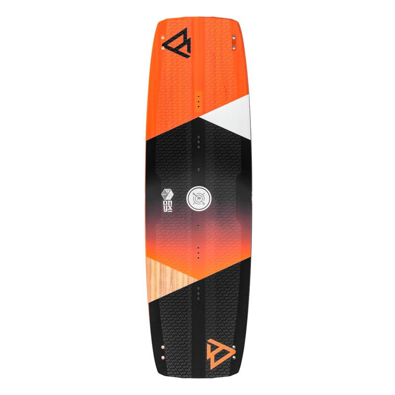 Brunotti Onyx  - Wood-core twintip (orange) - boards twintips - Brunotti online shop