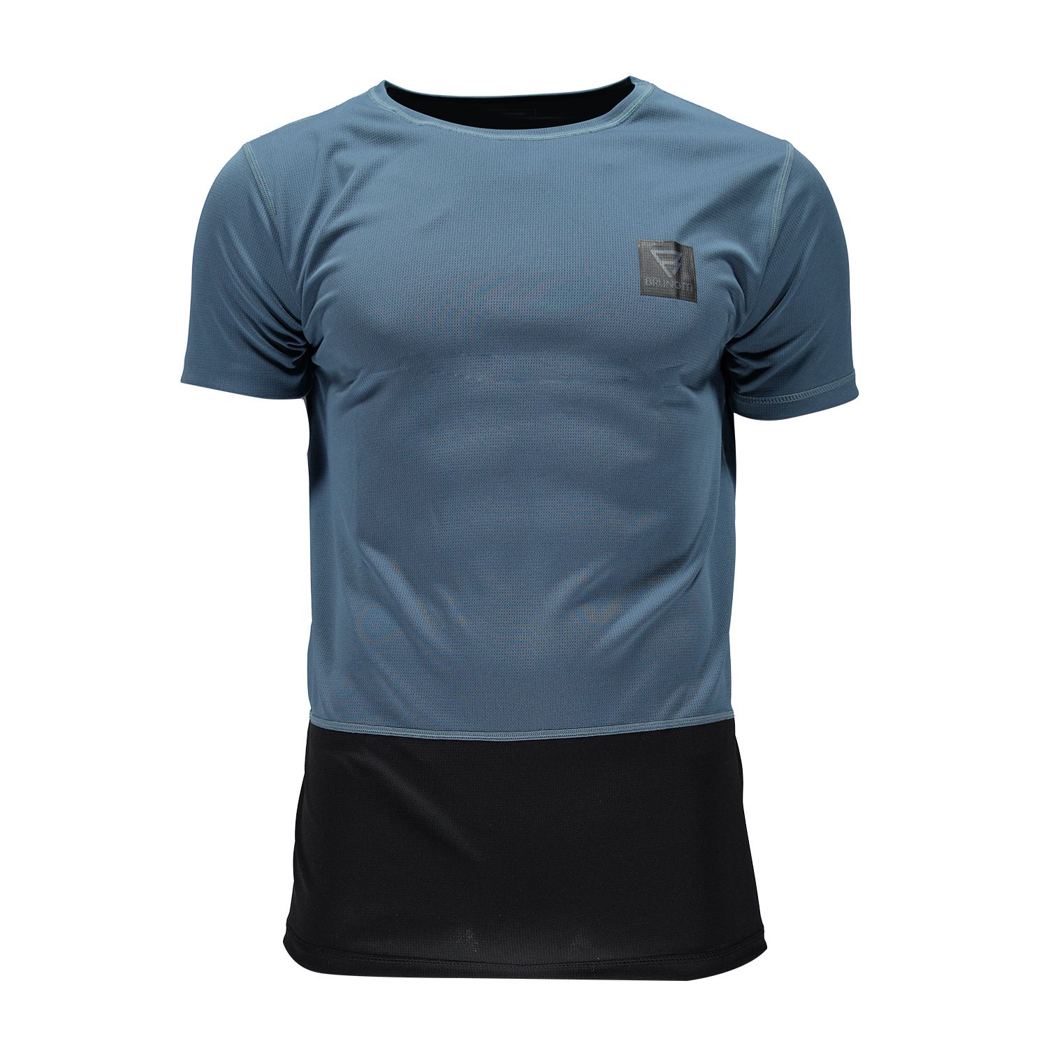 Brunotti Radiance  (blauw) - heren technical tops - Brunotti online shop