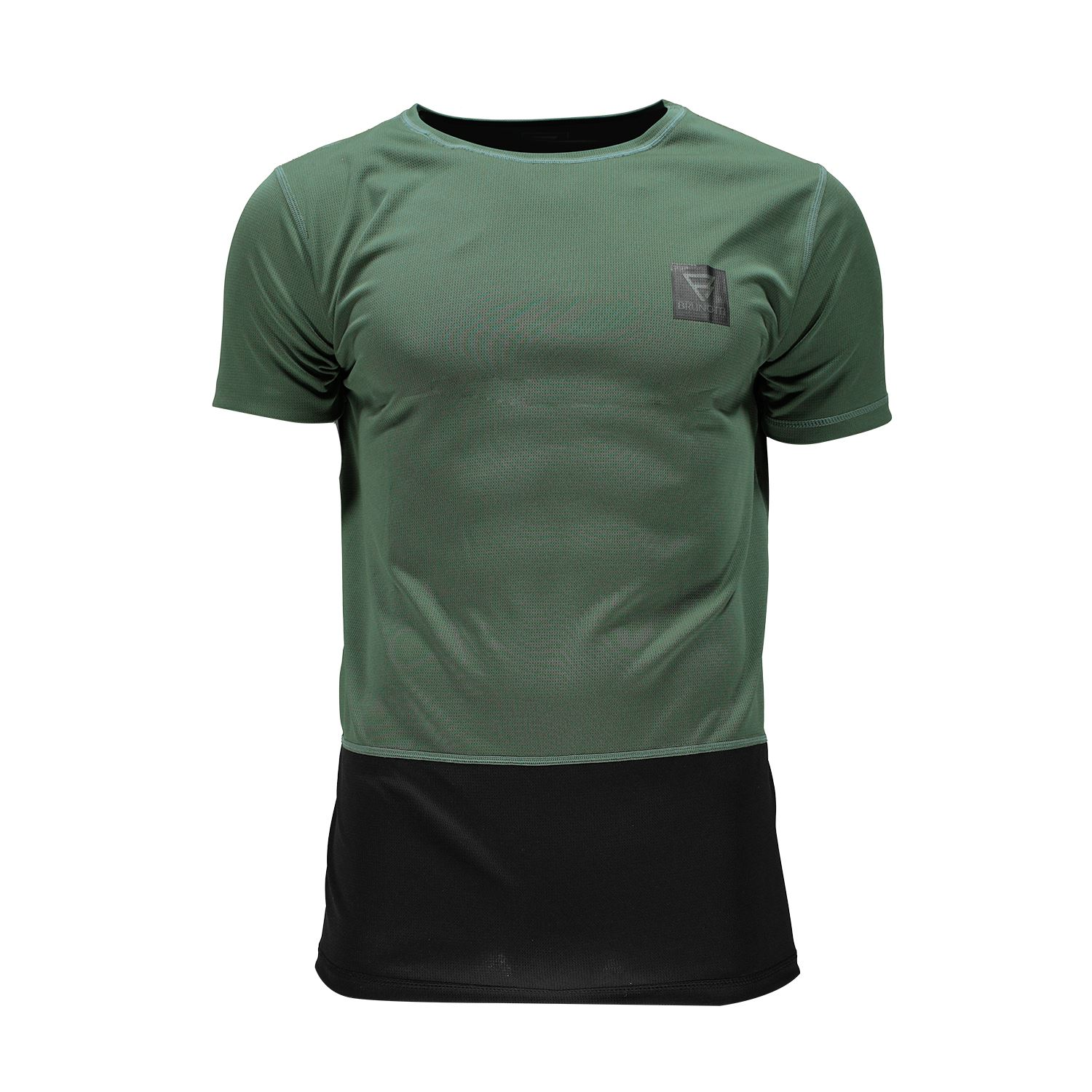 Brunotti Radiance  (groen) - heren technical tops - Brunotti online shop