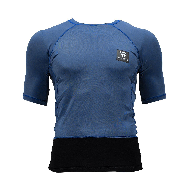 Brunotti Radiance  (blau) - herren technical tops - Brunotti online shop