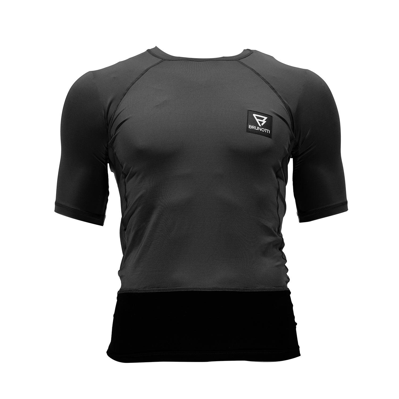 Brunotti Radiance  (black) - men technical tops - Brunotti online shop