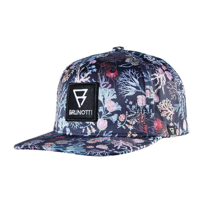 Brunotti Logo  (pink) - accessories caps - Brunotti online shop